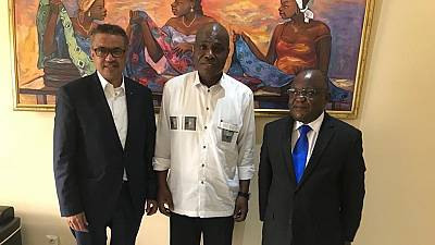 RDC-Ebola: le directeur général de l'OMS salue l'engagement de l'opposition