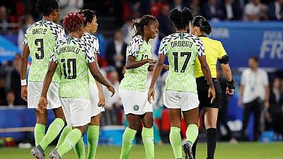 2019 WWC: Online fury as VAR threatens Nigeria's progression