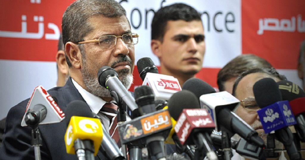 L'ex-président égyptien Morsi enterré au Caire