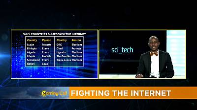 Governments, citizens battle over access to the internet [SciTech]