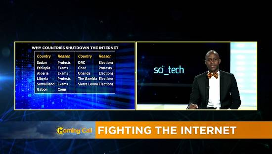 [SciTech] Governments,citizens battle over access to the internet