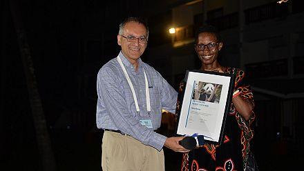 Cameroon eco-entrepreneur wins 2019 WWF youth award