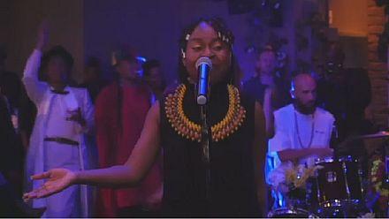Zambian musician rocks world stage