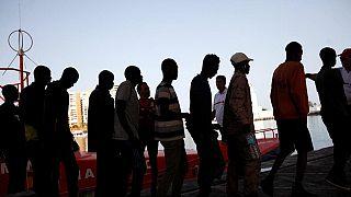 Migrations : plus de 70 millions de réfugiés et deplacés en fin 2018