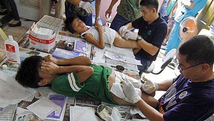 Philippine 'circumcision season': A rite of passage or child abuse?