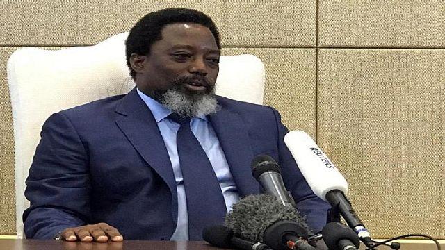 RDC : Kabila bloqué dans un embouteillage