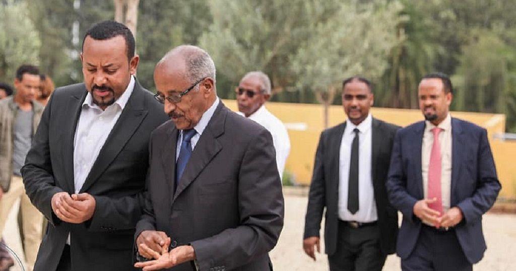 Eritrea - Ethiopia reflect on milestones of 2018 peace deal