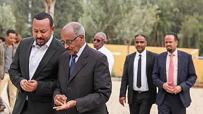 Eritrea - Ethiopia reflect on milestones of 2018 peace deal
