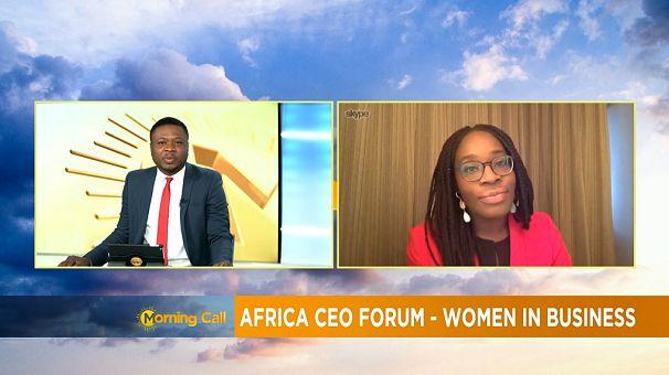 Women in Business Meeting opens in Paris