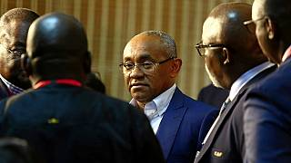 Highlights of Ahmad's troubled CAF presidency: