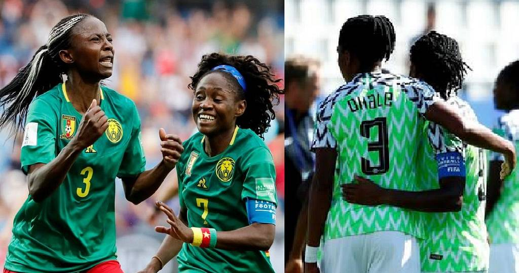 Cameroon, Nigeria qualify for knockout of 2019 Women's World Cup