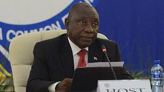 South Africa president delivers State of the Nation, opposition critique