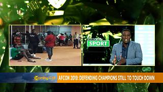AFCON 2019: Defending champions still to touch down.