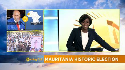 It is election day in Mauritania this Saturday [The Morning Call]