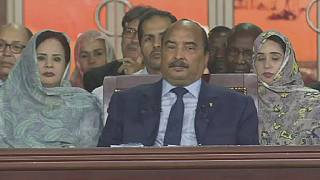 Mauritania president takes stock of his 10 years in office