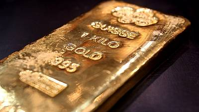 Sudan trades in precious gold for cash