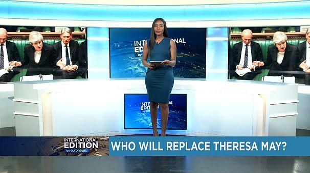 Grande-Bretagne: qui pour remplacer Thérésa May?