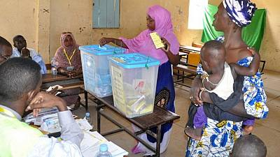 Mauritania's first democratic election underway