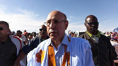 Mohamed Cheikh El-Ghazouani declares himself winner of Mauritania poll