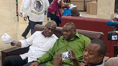 RDC : nouveau retour à Kinshasa pour l'opposant Bemba