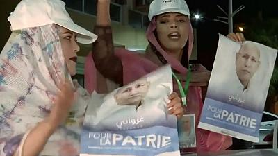 Mauritania ruling party candidate wins presidential poll