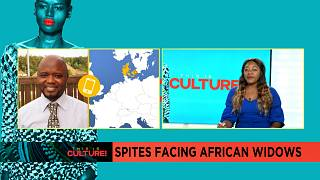 Spites facing African widows [Culture]