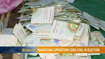 Mauritania opposition cry foul over election results [The Morning Call]