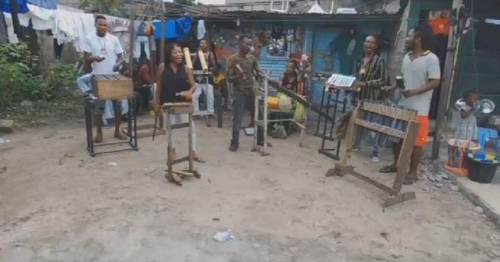 DRC's Fulu Musiki band's 'garbage' music