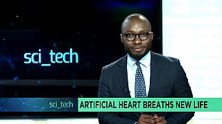 Artificial heart breaths new life [Sci tech]