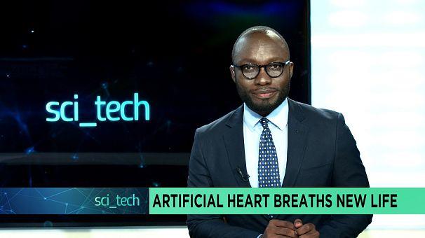 Artificial heart breaths new life [Sci tech]