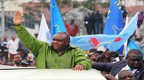 Incidents à Kinshasa : la police et le MLC s'accusent