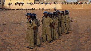 Mauritanie : descente de police aux sièges de deux candidats à la présidentielle