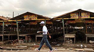 RDC : grève générale des vendeurs des marchés de Kinshasa
