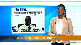 Sénégal : Aliou Sall démissionne [Revue de presse]