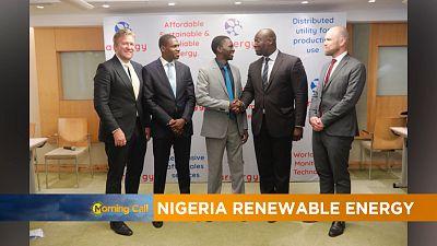 Nigeria renewable energy [The Morning Call]