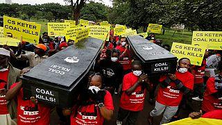Kenya : la justice bloque le projet de construction de la centrale à charbon