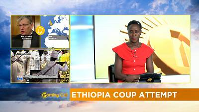 Ethiopia coup attempt [The Morning Call]