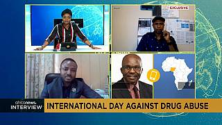 Illicit drugs trafficking: The African perspective [Interview]
