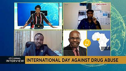 Le point sur le traffic de drogue en Afrique