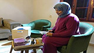 Libyan women beat odds to do business