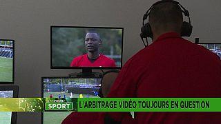 L'arbitrage vidéo toujours en question [ Sport ]