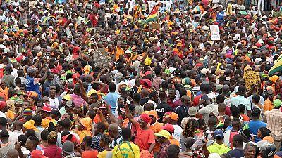 Manifestations au Togo : 44 partisans de l'opposition libérés