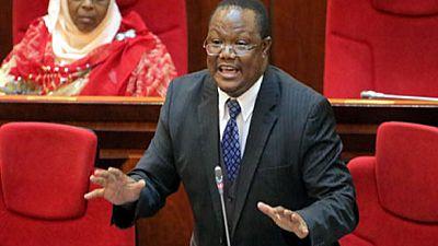 Tanzanie : l'opposant Tundu Lissu démi de ses fonctions de député