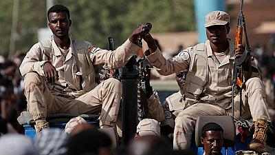 Sudan army to protestors: Any deaths will be on you