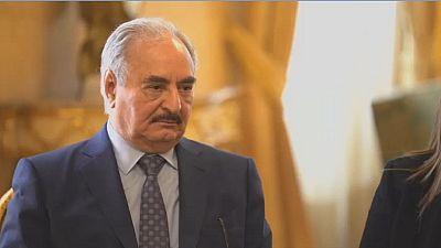 Libya: Haftar calls for attacks on Turkish ships and interest