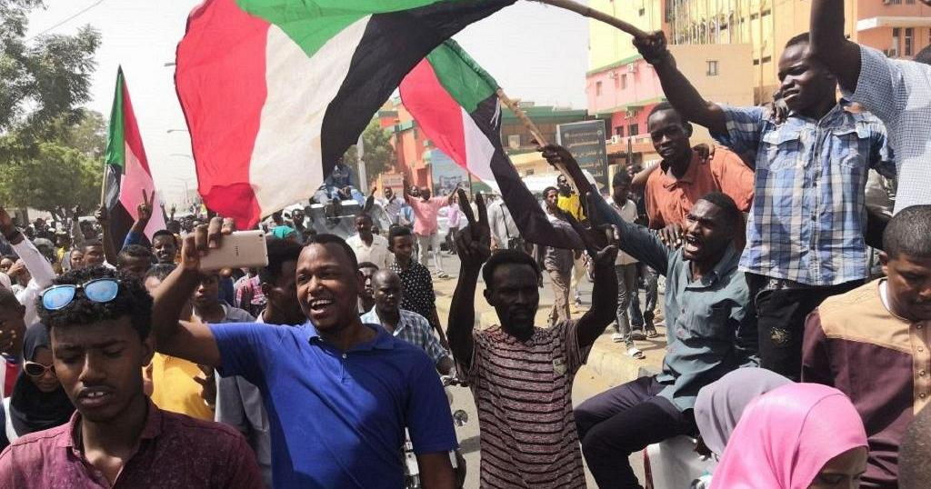 The fight for democracy lives on after thousands of Sudanese Protesters take to the streets