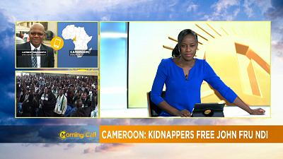 Cameroon's John Fru kidnapped again and freed [Morning Call]