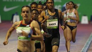 Big win for Caster Semenya at Prefontaine Classic