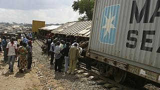 Congo : 13 morts dans un accident de train près de Pointe-Noire