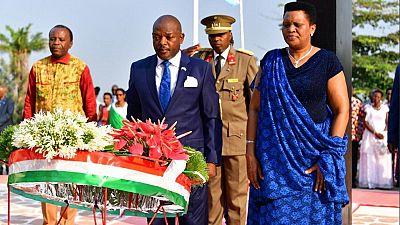 Burundi : le président rebaptise stade et aéroport, une mesure controversée